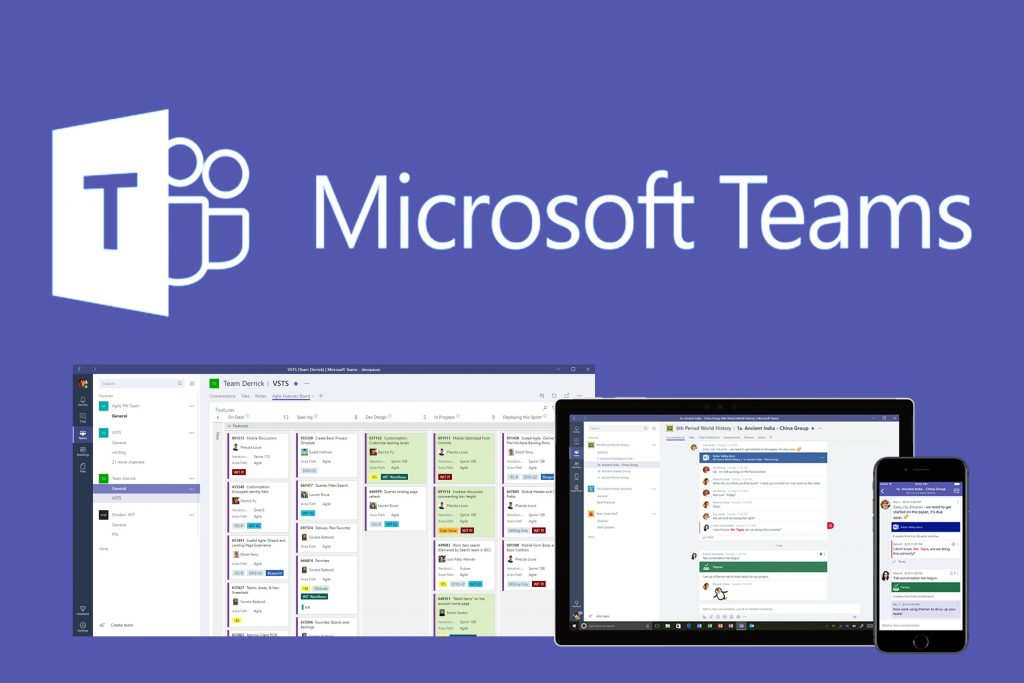Slack vs Microsoft Teams.